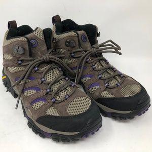 Merrell Women's Moab Vent Bracken/Purple J65586